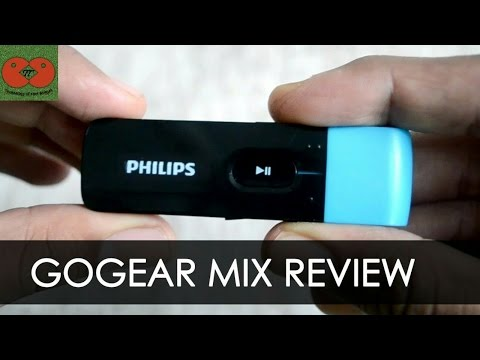 [Review]Philips Gogear Mix 4gb mp3 player!!![Best budget Mp3 player under Rs 1500]