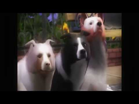 Imaginary Friends Sims  Dogs