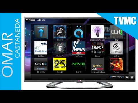 TVMC: VER TELEVISION Y PELICULAS GRATIS
