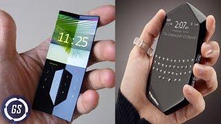 6 Increibles Celulares  Que Deberías Conocer || Los Celulares Del Futuro