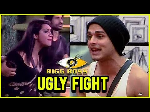 Priyank Sharma INSULTS Arshi Khan Over Her Clothes | Bigg Boss 11