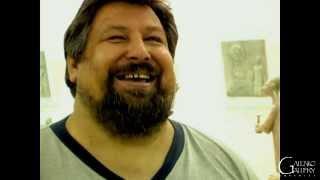Керамика. Персональная выставка скульптур и панно М. Галенка(, 2014-01-30T10:03:16.000Z)