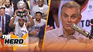 There's 'precedence for an upset' in NBA Finals, don't blame KD for lack of parity | NBA | THE HERD