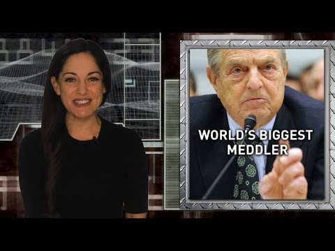 George Soros sued for $10 billion over more global meddling