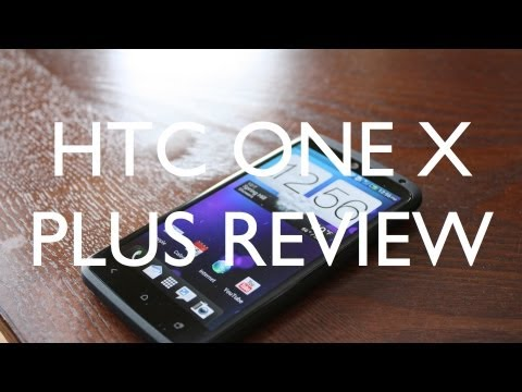 HTC One X + Plus Review (AT&T)