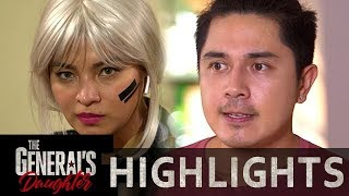 Franco caught Rhian spying on them | The General's Daughter (With Eng Subs)