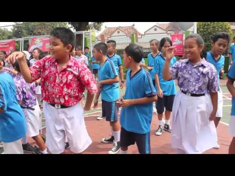Milkuat Dance Competition SDN Cibubut 05