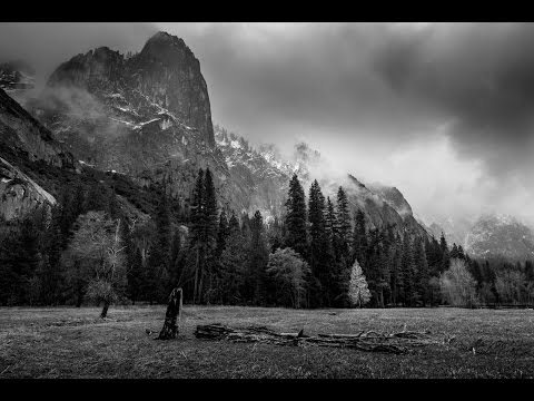How to Take an Amazing Mountain Shot - On the Trail of Ansel Adams