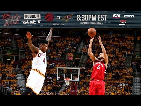 TORONTO RAPTORS VS CLEVELAND CAVALIERS GAME 5 MAY 25TH 2016 LIVE