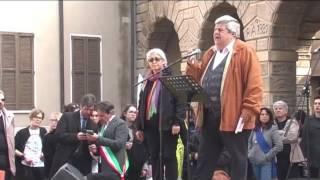 .in piazza con Libera ...Mantova 21 marzo 2016