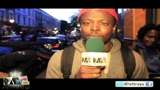 Westway 23 Gentrification march on Ladbroke Grove, Mercury & Watusi RU1 Fam Freestyle