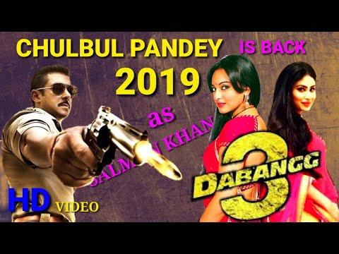 Dabangg 3 coming soon 2019 and shooting...