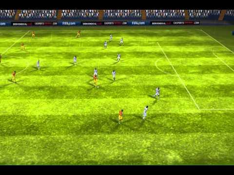 FIFA 13 IPhone/iPad - Real Madrid Vs. FC Barcelona