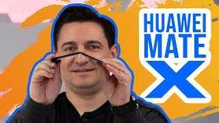 [4K] - Huawei Mate X - The phone that might not exist! - Review