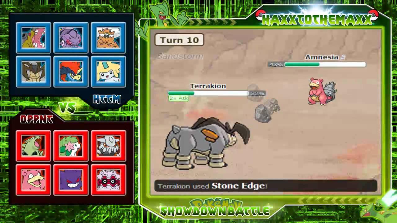 pokemon fight simulator