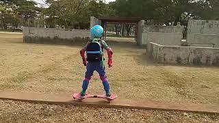 2019小野人蛇板冬令營第三梯-衛武營挑戰賽