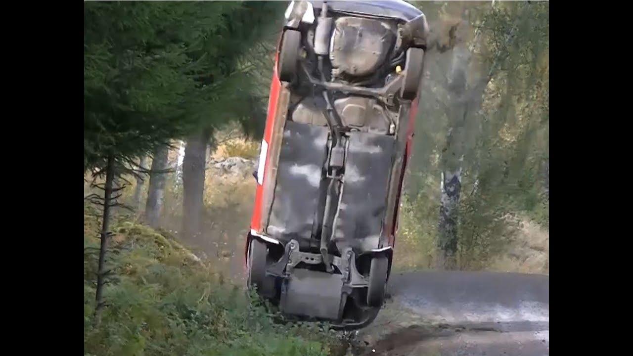 Mega Rally Crash Compilation