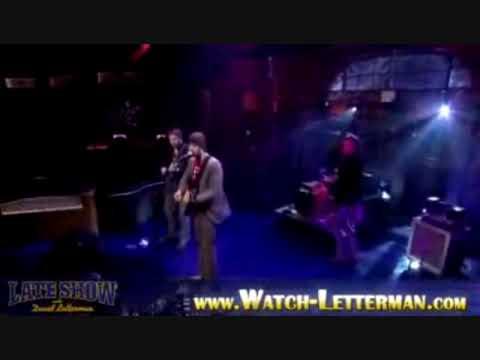 Ryan Bingham and the Dead Horses on Letterman