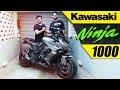 Living with it Ep. No. 12   Kawasaki Ninja 1000   Feat. Biker 390