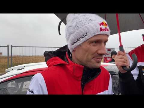 SEBASTIEN OGIER - Day 3 Rally Sweden 2020