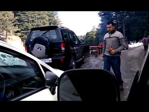 Dalhousie to khajiaar road in Dec