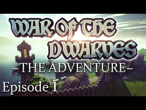 Minecraft - War of the Dwarves: Part 1