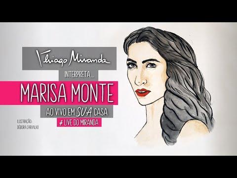 Thiago Miranda interpreta MARISA MONTE e TRIBALISTAS - Ao vivo em SUA casa #FiqueEmCasa
