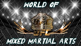 I AM DONE WITH WRESTLING | World of Mixed Martial Arts 4 #1