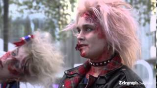 Xbox One launch: zombies invade London