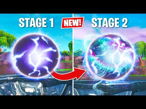 Loot Lake TIME TRAVEL ORB is CHANGING! (Fortnite Battle Royale) thumbnail