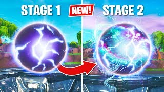Loot Lake TIME TRAVEL ORB is CHANGING! (Fortnite Battle Royale)