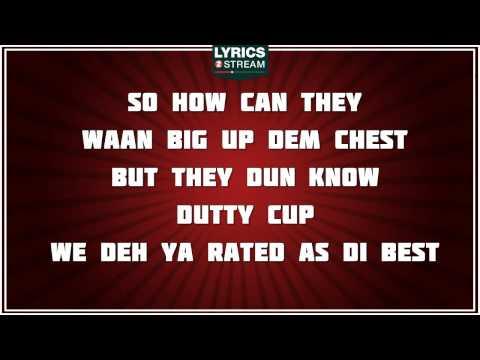 Like Glue  - Sean Paul Tribute - Lyrics