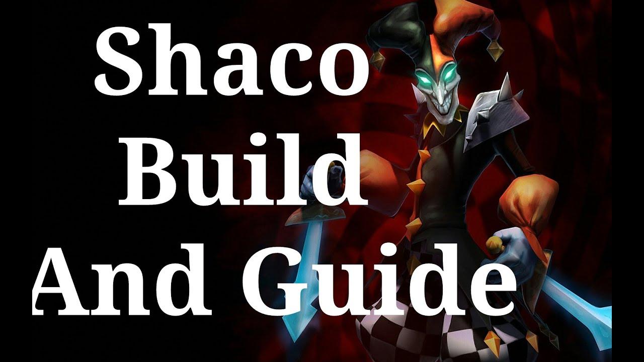 Shaco Build S7: Shaco Build + Guide Season 5