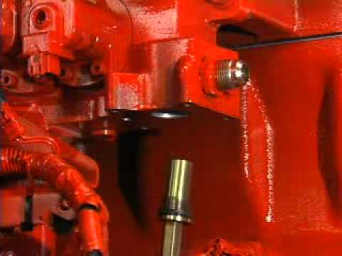 Cummins Isx Check Valve Avi Youtube