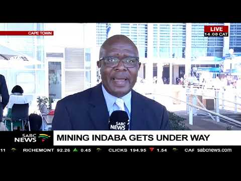 2019 African Mining Indaba Underway In Cape Town