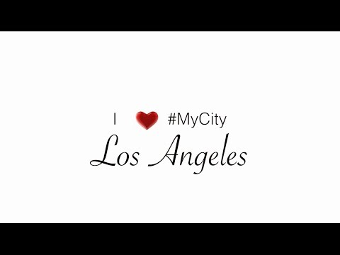 Los Angeles (I love#MyCity Project)