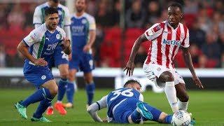 HIGHLIGHTS: Stoke City v Wigan Athletic