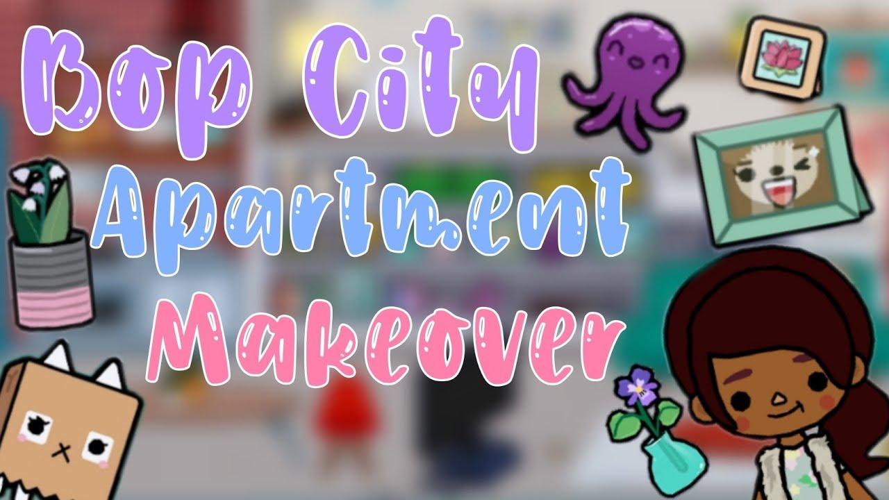 Bop City Apartment Makeover | Toca Life World