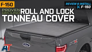 Excluding Diesel for Ford F-150 SpeedForm Chrome Fuel Door Replacement 2015-2019