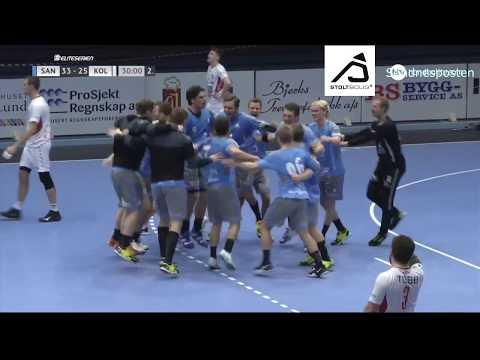 Sandnes HK - Kolstad | Highlights