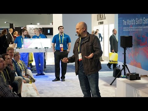 Ghost Hunters Live! - FLIR Live At CES 2017