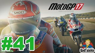 MotoGP 17 - Gameplay ITA - Carriera #41 - Fino all'ultimo