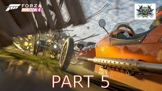 Forza Horizon 4 Xbox One X - PT5 - Need to Level UP!!!