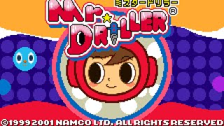 WonderSwan Color Longplay [010] Mr Driller
