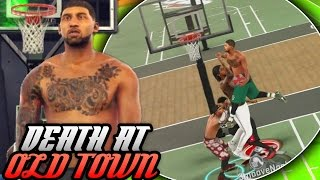 Dunked On Him So Bad HE QUIT! Get The Body Bag READY! NBA 2K17 MyPark Gameplay