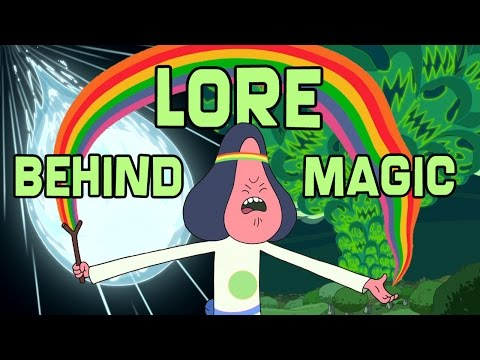 What's the Deal with Magic in Adventure Time?