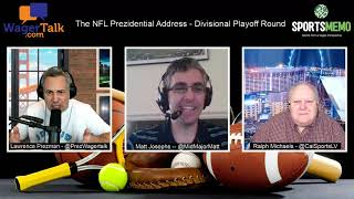 NFL Divisional Playoff Predictions & Odds (Free Picks on Every NFL Game) | Prezidential Address