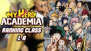 Download Ranking The Top 3 Strongest Class 1a Students Power