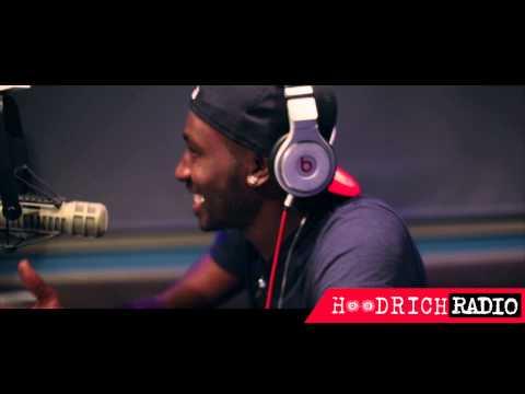 Bankroll Fresh and DJ Pretty Boy Tank On Hoodrich Radio