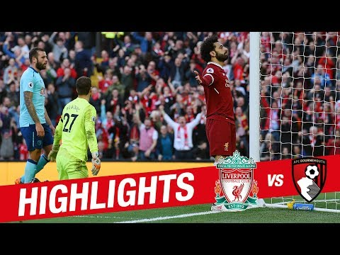 Highlights: Liverpool 3-0 Bournemouth | Mane, Salah & Firmino on target again